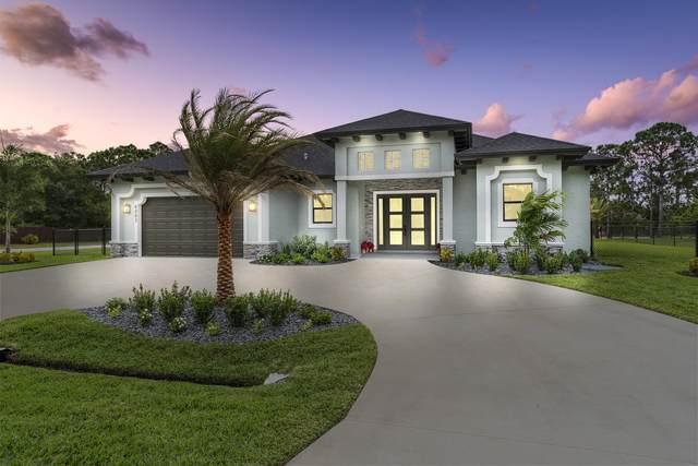 6083 NW East Deville Circle, Port Saint Lucie, FL 34986 (#RX-10639411) :: Ryan Jennings Group