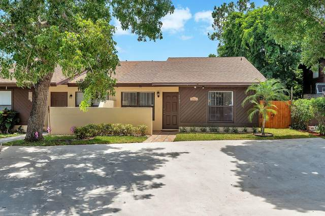 3787 Mil Pond Court, Greenacres, FL 33463 (#RX-10639527) :: Ryan Jennings Group