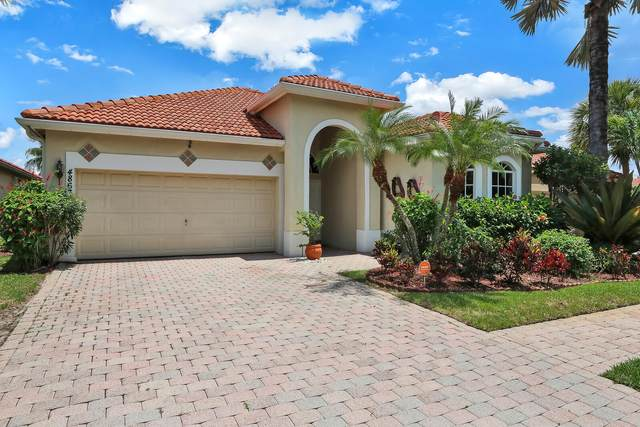 4863 Tropical Garden Drive, Boynton Beach, FL 33436 (#RX-10639572) :: Ryan Jennings Group