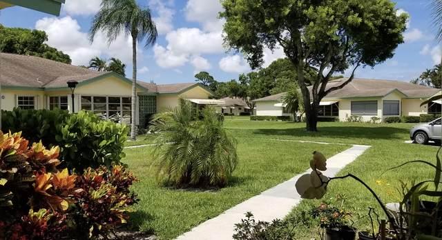 5078 Lakefront Boulevard C, Delray Beach, FL 33484 (#RX-10639598) :: Ryan Jennings Group
