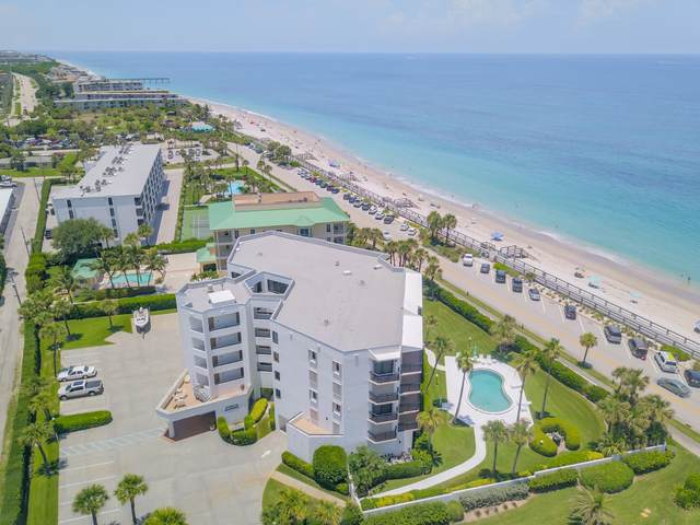 4101 Ocean Drive 4A, Vero Beach, FL 32963 (#RX-10639613) :: Signature International Real Estate