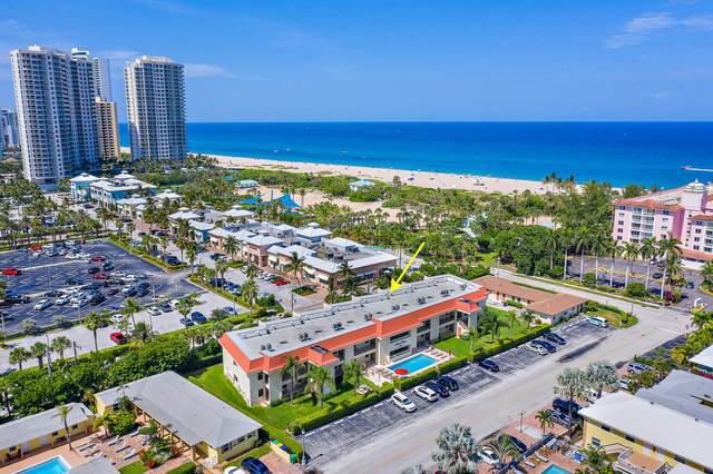 115 Bamboo Road #104, Palm Beach Shores, FL 33404 (#RX-10639631) :: Ryan Jennings Group