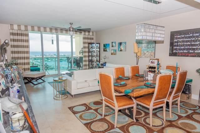 2640 Lake Shore Drive #2309, Riviera Beach, FL 33404 (MLS #RX-10639686) :: Berkshire Hathaway HomeServices EWM Realty