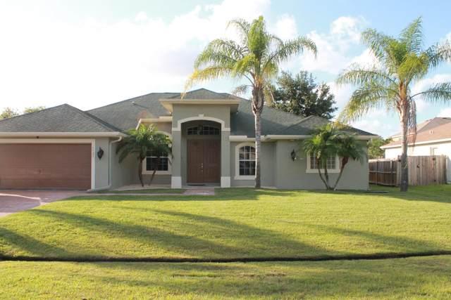 5721 NW Alcazar Terrace NW, Port Saint Lucie, FL 34986 (#RX-10639710) :: Ryan Jennings Group