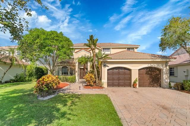 739 Lake Boulevard, Weston, FL 33326 (MLS #RX-10639747) :: Castelli Real Estate Services