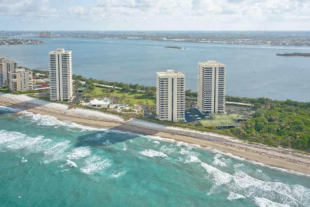 5540 N Ocean Drive 11 D, Riviera Beach, FL 33404 (#RX-10639760) :: The Rizzuto Woodman Team
