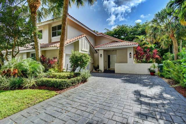 5254 NW 22nd Avenue, Boca Raton, FL 33496 (#RX-10639766) :: Ryan Jennings Group
