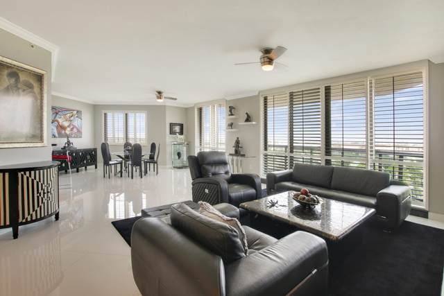 3610 Gardens Parkway 703A, Palm Beach Gardens, FL 33410 (MLS #RX-10639790) :: Berkshire Hathaway HomeServices EWM Realty