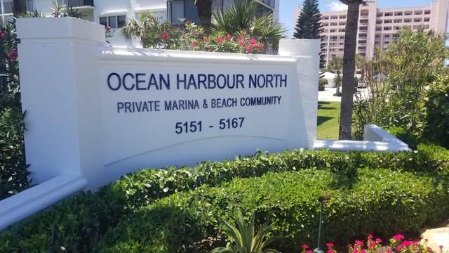 5167 N Highway A1a #505, Hutchinson Island, FL 34949 (#RX-10639839) :: Ryan Jennings Group