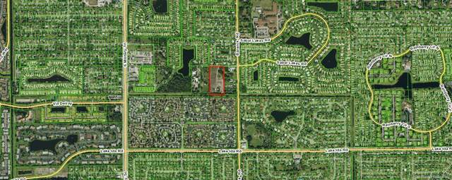 4594 S 133rd Road S, Delray Beach, FL 33445 (#RX-10639856) :: Real Estate Authority