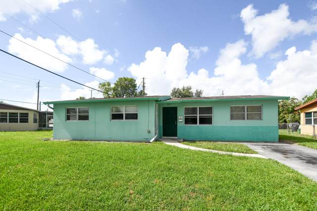 5032 Marion Place, West Palm Beach, FL 33407 (#RX-10639967) :: Ryan Jennings Group