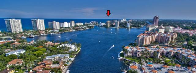 901 E Camino Real 3-C, Boca Raton, FL 33432 (#RX-10640080) :: Signature International Real Estate