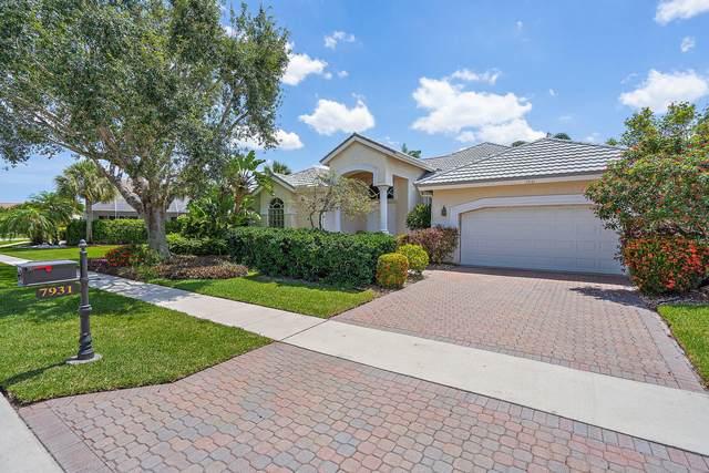 7931 Bridlington Drive, Boynton Beach, FL 33472 (MLS #RX-10640133) :: Berkshire Hathaway HomeServices EWM Realty