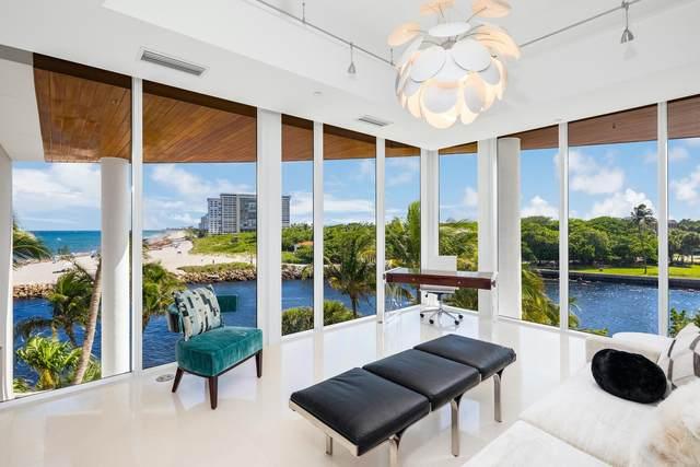 1000 S Ocean Boulevard #101, Boca Raton, FL 33432 (#RX-10640169) :: Posh Properties