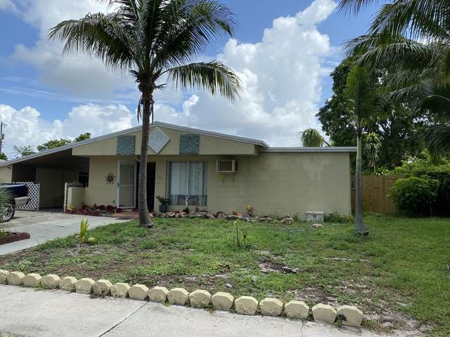 1433 W Broome Street, Lantana, FL 33462 (#RX-10640239) :: Ryan Jennings Group