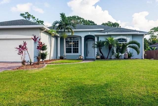 1761 SW Starman Avenue S, Port Saint Lucie, FL 34953 (#RX-10640250) :: Ryan Jennings Group