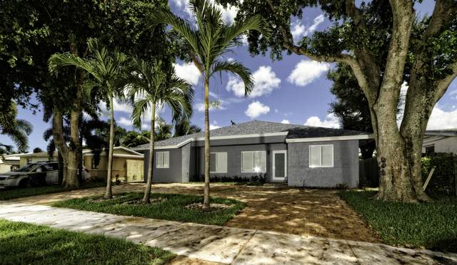 4070 SW 49th Court, Dania Beach, FL 33004 (MLS #RX-10640272) :: Berkshire Hathaway HomeServices EWM Realty