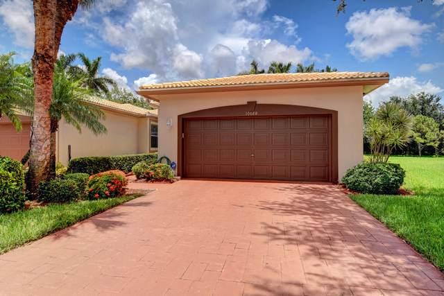 10688 Royal Caribbean Circle, Boynton Beach, FL 33437 (MLS #RX-10640273) :: Berkshire Hathaway HomeServices EWM Realty