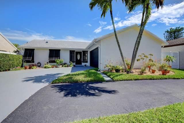 9859 Orange Park Trail, Boca Raton, FL 33428 (#RX-10640332) :: Ryan Jennings Group