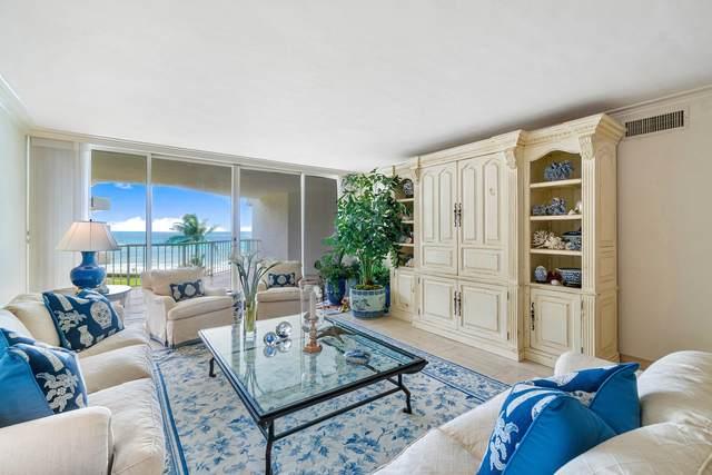 3170 S Ocean Boulevard 404N, Palm Beach, FL 33480 (#RX-10640396) :: Posh Properties