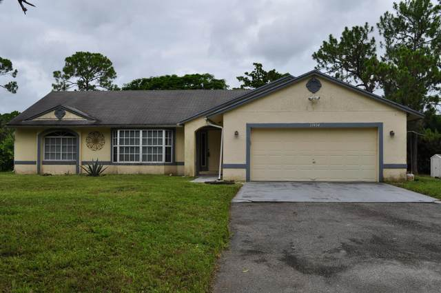 17454 49th Street N, Loxahatchee, FL 33470 (MLS #RX-10640518) :: Castelli Real Estate Services