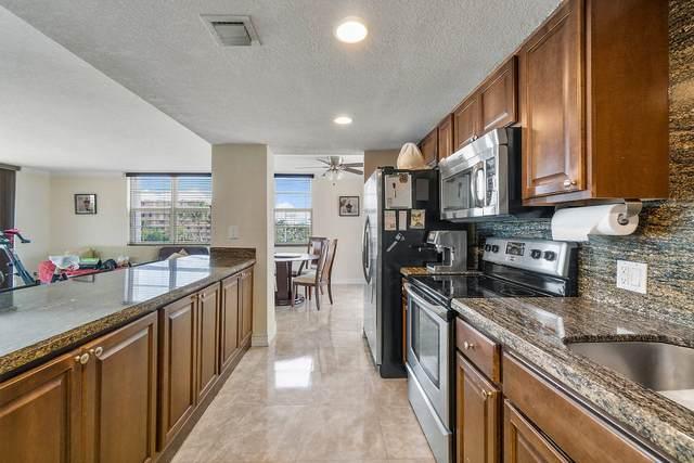 3570 S Ocean Boulevard #312, South Palm Beach, FL 33480 (#RX-10640534) :: Posh Properties