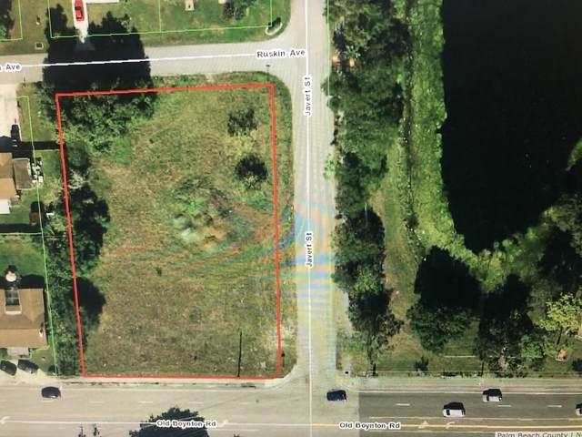 3518 Ruskin Avenue, Boynton Beach, FL 33436 (MLS #RX-10640629) :: Berkshire Hathaway HomeServices EWM Realty