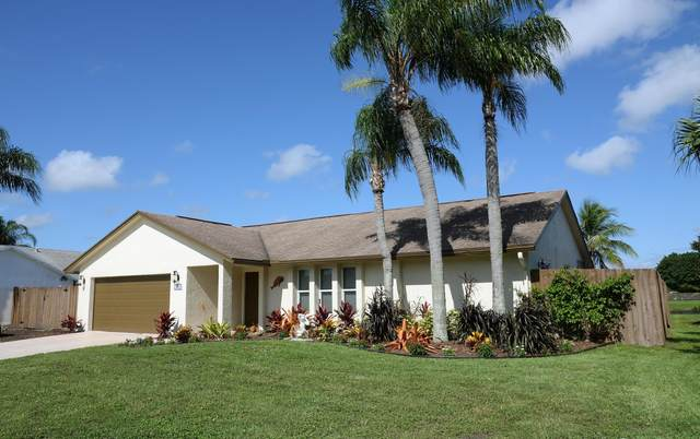 7707 Nemec Drive S, Lake Clarke Shores, FL 33406 (MLS #RX-10640720) :: Berkshire Hathaway HomeServices EWM Realty