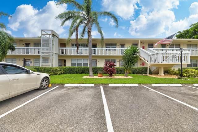 68 Markham D #68, Deerfield Beach, FL 33442 (#RX-10640748) :: Ryan Jennings Group