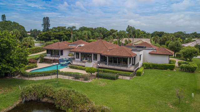 3605 Oakview Court, Delray Beach, FL 33445 (#RX-10640777) :: Real Estate Authority