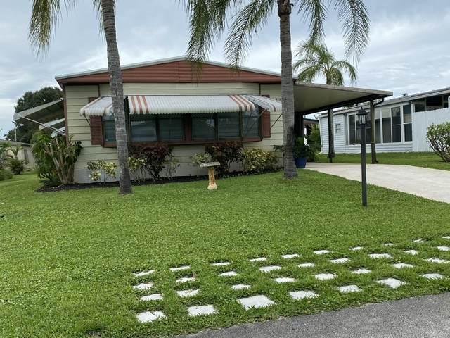 7224 SE Redbird Circle, Hobe Sound, FL 33455 (MLS #RX-10640815) :: Berkshire Hathaway HomeServices EWM Realty