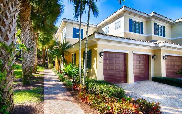 361 Chambord Terrace #361, Palm Beach Gardens, FL 33410 (#RX-10640818) :: Ryan Jennings Group