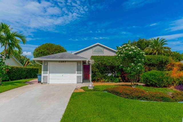 1397 SW Vizcaya Ci Circle, Palm City, FL 34990 (#RX-10640878) :: Ryan Jennings Group