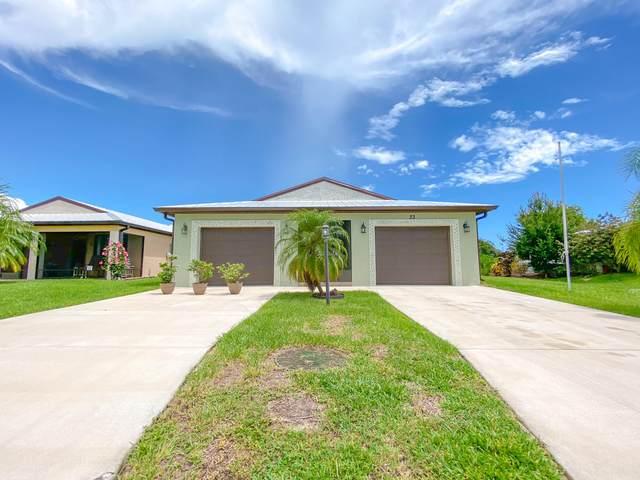 33 Arboles Del Norte, Fort Pierce, FL 34951 (MLS #RX-10640892) :: Laurie Finkelstein Reader Team