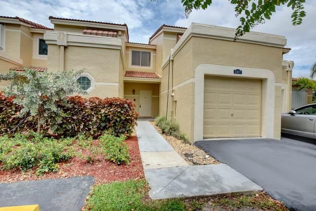 3407 Deer Creek Palladian Circle, Deerfield Beach, FL 33442 (#RX-10640944) :: Ryan Jennings Group