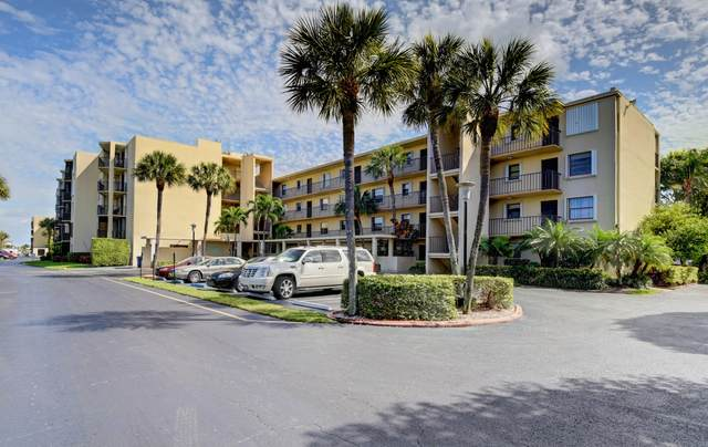 890 N Federal Highway #403, Lantana, FL 33462 (MLS #RX-10640950) :: Berkshire Hathaway HomeServices EWM Realty