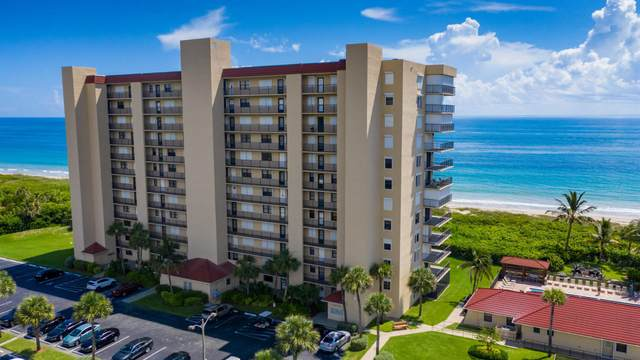 4250 N Highway A1a #503, Hutchinson Island, FL 34949 (#RX-10641096) :: Realty One Group ENGAGE
