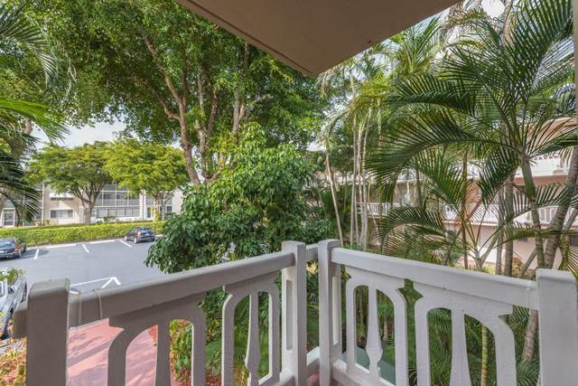 2687 N Garden Drive #206, Lake Worth, FL 33461 (#RX-10641104) :: Treasure Property Group