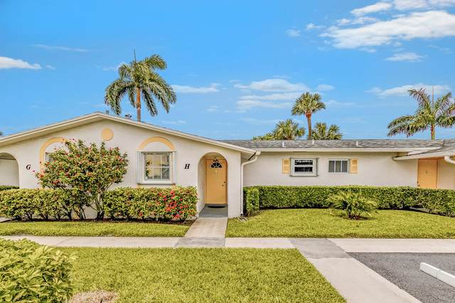 2636 Emory Drive E H, West Palm Beach, FL 33415 (#RX-10641218) :: Ryan Jennings Group