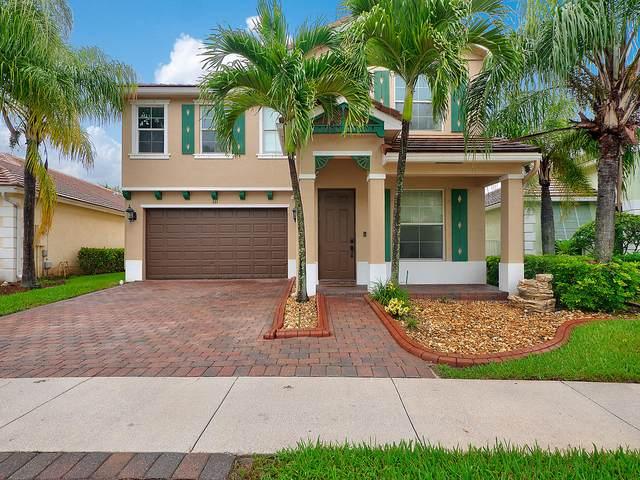 444 Mulberry Grove Road, Royal Palm Beach, FL 33411 (#RX-10641369) :: Ryan Jennings Group