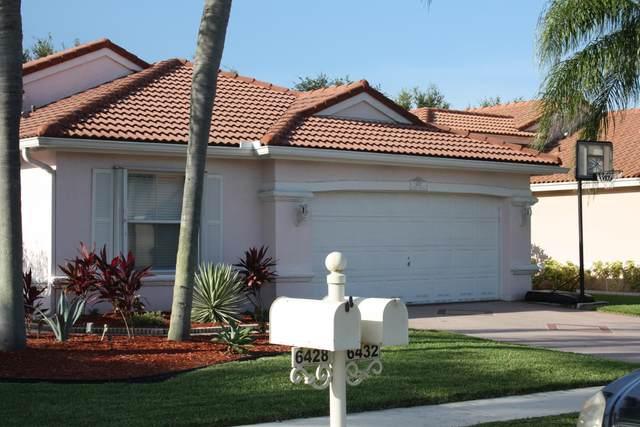 6432 Barton Creek Circle Circle, Lake Worth, FL 33463 (#RX-10641373) :: Ryan Jennings Group