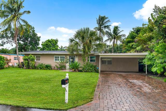 818 NW 24th Street, Wilton Manors, FL 33311 (MLS #RX-10641548) :: Berkshire Hathaway HomeServices EWM Realty