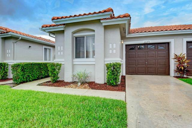 10373 Lake Vista Circle, Boca Raton, FL 33498 (#RX-10641585) :: Ryan Jennings Group