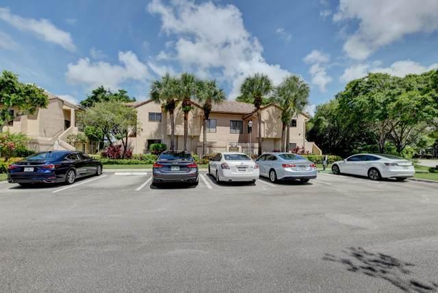 7230 Clunie Place #15403, Delray Beach, FL 33446 (MLS #RX-10641633) :: Berkshire Hathaway HomeServices EWM Realty