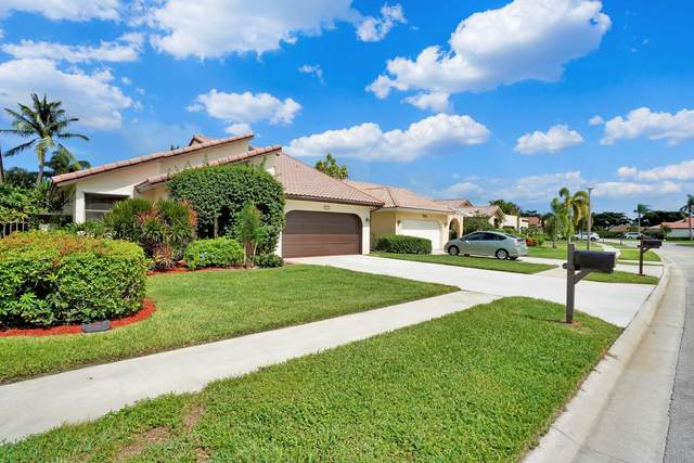 7650 Solimar Circle, Boca Raton, FL 33433 (#RX-10641640) :: Posh Properties
