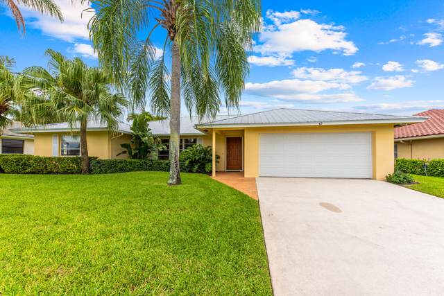 42 Chestnut Trail, Tequesta, FL 33469 (#RX-10641753) :: Ryan Jennings Group