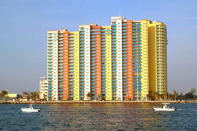 2640 Lake Shore Drive #2111, Riviera Beach, FL 33404 (MLS #RX-10641890) :: Berkshire Hathaway HomeServices EWM Realty
