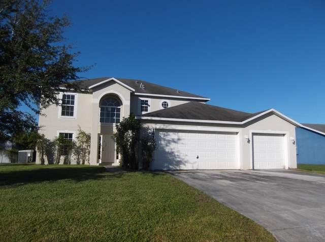 1652 SW Mcallister Lane, Port Saint Lucie, FL 34953 (MLS #RX-10641929) :: Berkshire Hathaway HomeServices EWM Realty