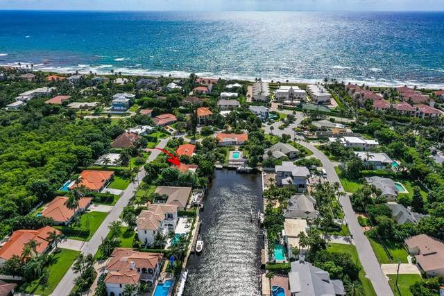 11 Harbour Drive N, Ocean Ridge, FL 33435 (#RX-10641963) :: Posh Properties