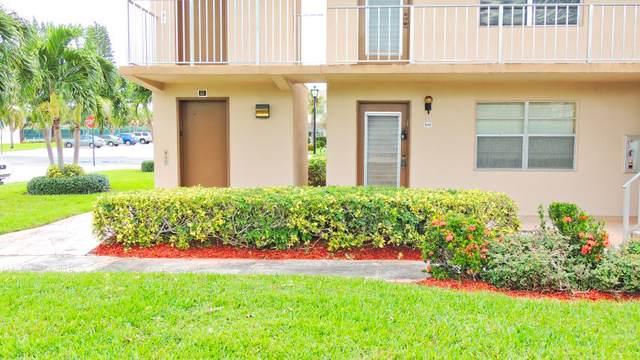 648 Normandy Lane N #648, Delray Beach, FL 33484 (#RX-10642006) :: Ryan Jennings Group